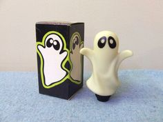 1977 Avon GILROY The GHOST Finger Puppet Lip Balm by TheOddOwl