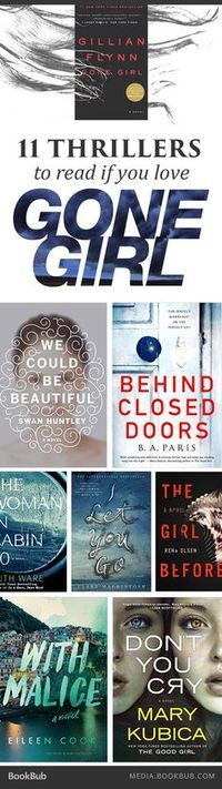11 Books That Could Be This Summer's 'Gone Girl'