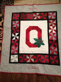 OSU quilt I made
