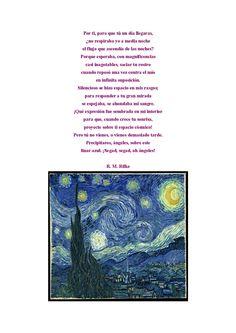 Reiner M. Rilke y Vincent van Gogh