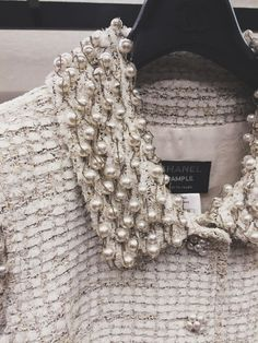 Chanel spring/summer 2014 presentation | Chanel jacket | Visual Therapy