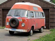 Adventurewagen conversion. VW Camper, Plainville, CT