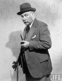 Nigel Bruce. Great SCOTT, Holmes!