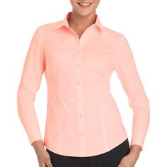 09.21.14 George Women's Long Sleeve Core Shirt $13.94