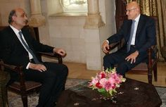 Stability is top priority: Samir Geagea on Cabinet crisis Priorities, Stability, Loafers Men, Men Dress, Oxford Shoes, Cabinet, Tops, Style, Clothes Stand