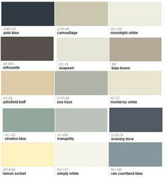 Popular Room Paint Colors benjamin moore neutrals. so pretty, it's project time! | paint