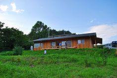 平屋 | 日本の木と土でつくる自然素材の家ならアトリエデフ