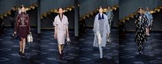 Tod's FW14-15 Women's Collection. #runway #fashion