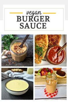 These vegan hot dog sauces are great with vegan burgers too. Including lots of hot dog other toppings. Veggie Bbq, Vegetarian Barbecue, Barbecue Recipes, Vegan Cashew Cheese Sauce, Vegan Bbq Sauce, Vegan Picnic, Vegan Lunch Box, Hot Dog Sauce, Hot Dog Toppings