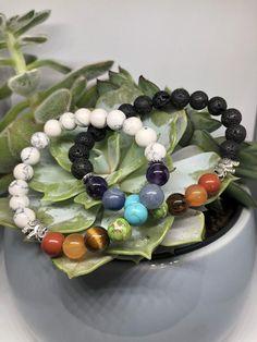 Chakra Elefant   Etsy Chakra, Stone Bracelet, Carnelian, Stone Beads, Jasper, Etsy, Amethyst, Elephant, Semi Precious Beads