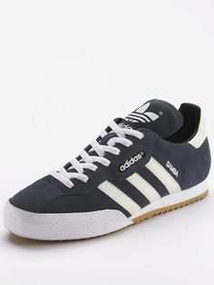 adidas Originals Samba Super Suede Mens Trainers, DOPE!!