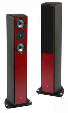 Debut 3 way floorstanding speaker pure A-class