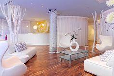 Atlanta Dental Spa has taken dental office interior design and turned it into true art.