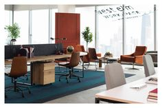 west elm Workspace meets today's ever-changing workplace needs with smart design, adaptability and transparency.