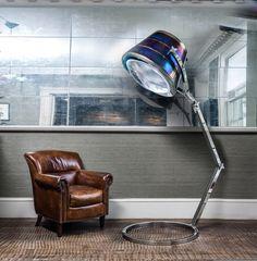 Twee Britse broers maken meubels van afgedankte vliegtuigonderdelen | The Creators Project