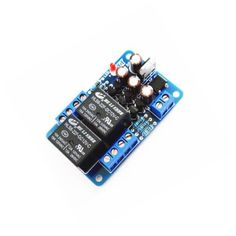 Speaker Protection Board Component Audio Amplifier DIY Boot Delay DC Protect Kit #Affiliate