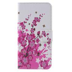 Housse Samsung Galaxy S7 Pink Flowers
