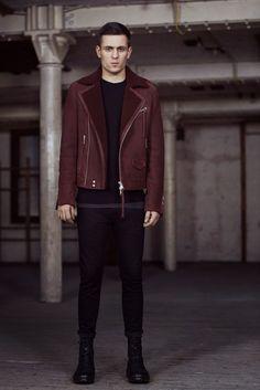 #Menswear #Trernds All Saints Fall Winter 2015 Otoño Invierno #Tendencias #Moda Hombre F.Y!