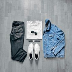Outfit Grids for men