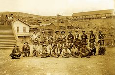 In June 1903, the governor of Arizona, at the behest of influential mine owners, ordered the Arizona Rangers to Morenci to quell a mining strike. The Rangers' role as strikebreakers not only tarnished their image among the territory's working class citizens, it proved unpopular with the Rangers who felt their mission was to pursue rustlers, killers and other felons.  – Courtesy Jeremy Rowe Vintage Photography –