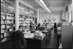 319526PD: Accessions Section, Library and Information Service of Western Australia, June 1969. Workroom  https://encore.slwa.wa.gov.au/iii/encore/record/C__Rb3430665
