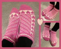 Knitting Socks, Hand Knitting, Knitting Patterns, I Love Heart, Happy Heart, Stocking Pattern, Ankle Socks, Mittens, Knit Crochet