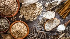 Fiber from whole grains is good for you, but a lot of men don't get enough. Here are 8 healthy whole grain foods to add to your diet. Mind Diet, Sugar Consumption, Nutrition, Grain Foods, Healthy Aging, Gluten Free Diet, Paleo Diet, Brussels Sprouts, Gluten Free Foods