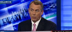 """John Boehner: """"I Want to Know Who's Going to Jail"""""""