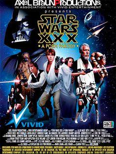 """El Premiado director Axel Bround y Vivid Entertainment unieron esfuerzos para versionar """"Star Wars IV – A new hope"""" (Una nueva esperanza) como """"Star Wars XXX: A Porn Parody – A new hole"""" (Un nuevo agujero), una de las parodias porno más caras de la historia."""
