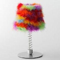 Wiggle Lamps Table Lamp Rainbow - Lumi-LS-WIGGLE-RNBW