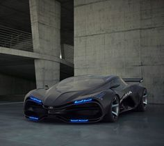Marussia - this would look cool as a cop car.  I was thinking it looked more like a Batmobile...Bob