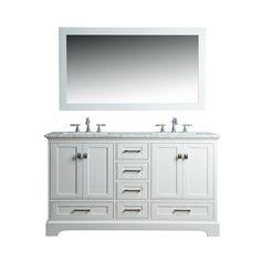 7 best g vanities images bathroom renos double sink vanity rh pinterest com