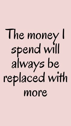 Positive Affirmations Quotes, Wealth Affirmations, Law Of Attraction Affirmations, Affirmation Quotes, Positive Quotes, Motivacional Quotes, Words Quotes, Life Quotes, Money Quotes