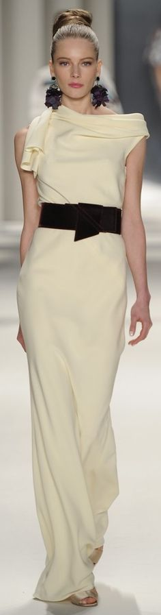 Carolina Herrera RTW | Fall 2014...
