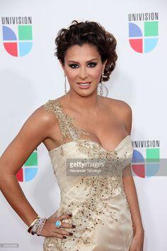 Ninel Conde arrives at Univision's ''Premio Lo Nuestro a La Musica Latina'' Awards at Bank United Center on March 26, 2009 in Coral Gables, Florida.