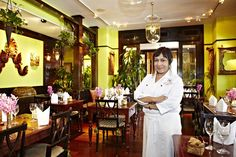 Thai chef Nooror Somany set up her first Blue Elephant restaurant in Brussels in 1980. Since then she has opened 10 more, from Paris to Phuket, and is renowned all over the world for her passionate cooking, and for innovative dishes that remain true to the heritage of Thai cooking.  Here she tells where to find the best food in Thailand and what to order, from street stalls to luxury hotels