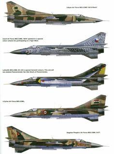Mikoyan-Gurevich MiG 23