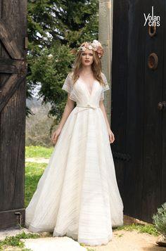 Brautkleider von Yolan Cris - Model Joan