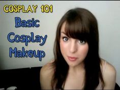 I don't know about Cosplay, but there were good tips here & I think may work for Photos....  Cosplay 101: Basic Cosplay Makeup - YouTube