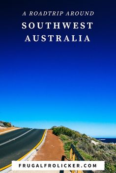 Southwest Australia Road Trip. #travel #australia #roadtrip / / / / / Check out more travel photos and blog posts on my travel blog, frugalfrolicker.com