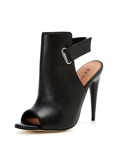 Essie Peep Toe Bootie by Renvy at Gilt