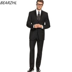 beach wedding tuxedo for groom wear black business suits for men suit slim fit dress fashion 2017