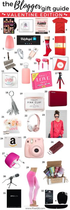 Check out Pixel26 for your Valentine's Day Blogger Gift Guide! - Tap the link now to Learn how I made it to 1 million in sales in 5 months with e-commerce! I'll give you the 3 advertising phases I did to make it for FREE!