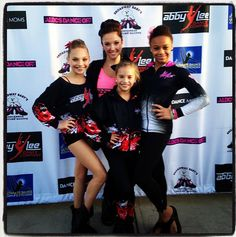 maddie, gianna, kenzie and nia