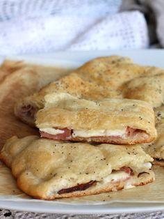 Pizza Recipes, Cooking Recipes, Healthy Recipes, Greek Recipes, Italian Recipes, Pizza Rustica, Focaccia Pizza, Calzone Recipe, Good Food