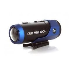 Waterproof sports action camera with one-finger operation. Includes bike and helmet mounts.  www.capeunionmart.co.za
