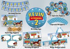 Toy Story Printable Party Package on Etsy, $18.00