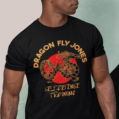 Black Tv Shows, Tv Moms, Culture Shirt, Black Panther Party, Black Mermaid, Dad To Be Shirts, Shirts With Sayings, Short Sleeve Tee, Dragon