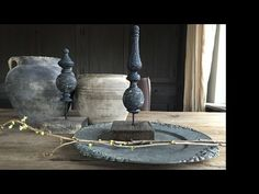 DIY Oude Ornamenten - YouTube
