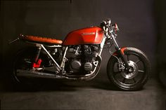 ϟ Hell Kustom ϟ: Kawasaki KZ750 1980 By The Lagoon Rats Garage